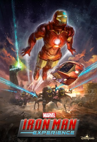 Iron Man Experience poster