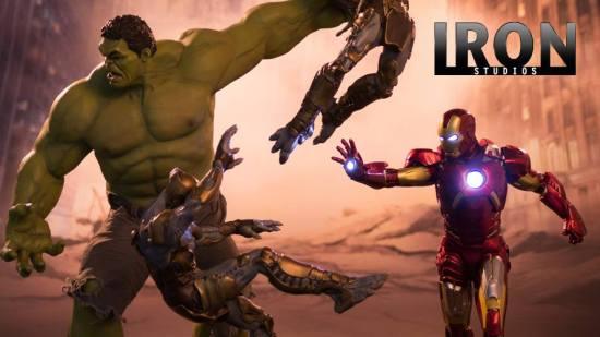Iron Studios Avengers