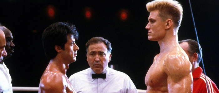 Ivan Drago in Creed 2
