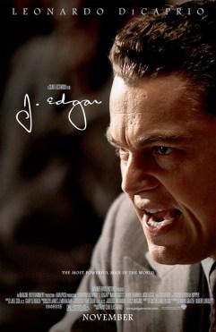 J Edgar Poster 1