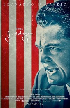 J Edgar Poster 2