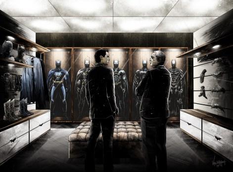 JP Valderrama - Batman