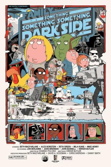 Jacob Bills Family Guy Empire Strikes back