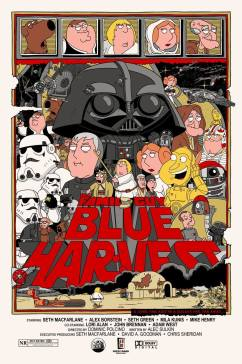 Jacob Bills Family Guy Star Wars
