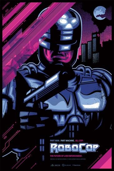 James White - Robocop Variant