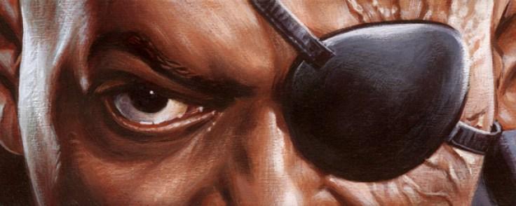 Jason Edmiston - Nick Fury Eyes final