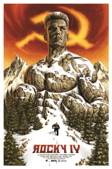 Jason Edmiston - Rocky 4