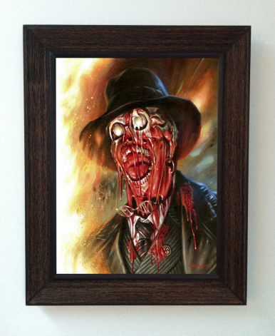 Jason Edmiston Toht framed