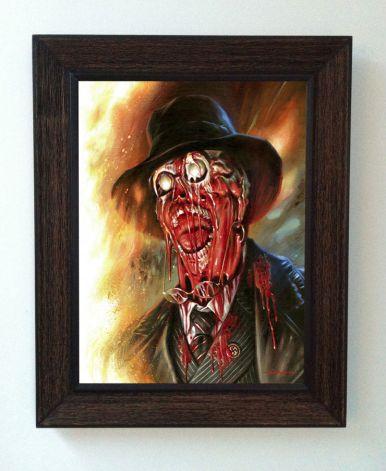 Jason Edmiston Toht framed