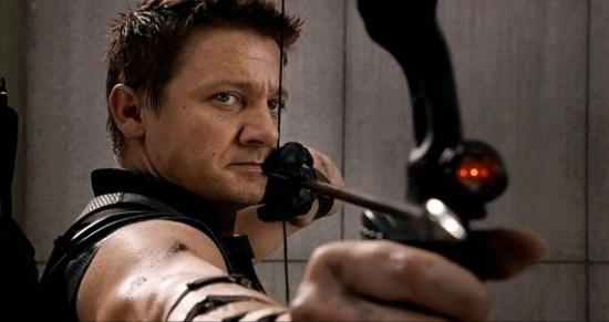 Hawkeye Captain America 3