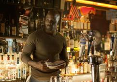 Jessica Jones - Mike Colter as Luke Cage