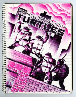 Teenage Mutant Ninja Turtle Art