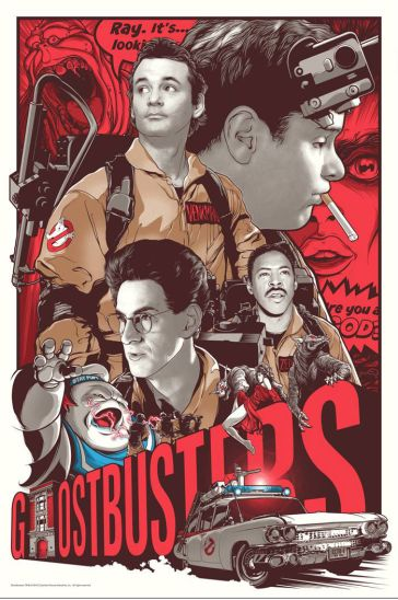 Joshua Budich - Ghostbusters 30th