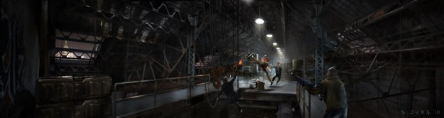 Jung - Avengers Concept Art 4