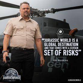 Jurassic World Vincent DOnofrio IG