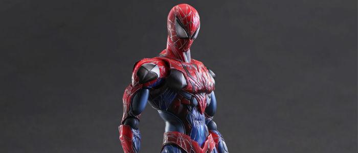 Kai Arts Spider-Man header