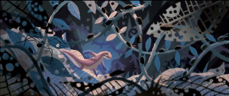 Katy Wu - Newt concept art 3