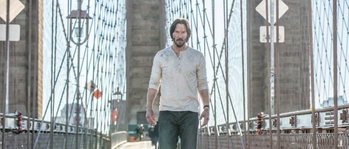 Keanu Reeves nascar movie