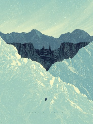 Kevin Tong - Batman Begins