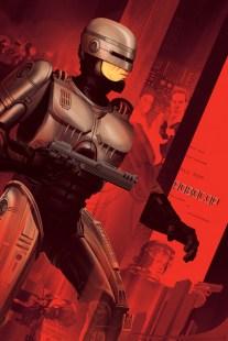 Kevin Tong - RoboCop