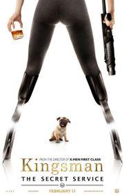 Kingsman poster Jack Bauer