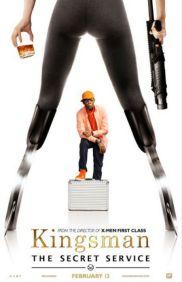 Kingsman poster Samuel L Jackson