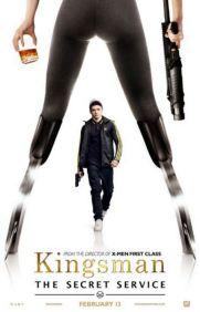 Kingsman poster Taron Egerton