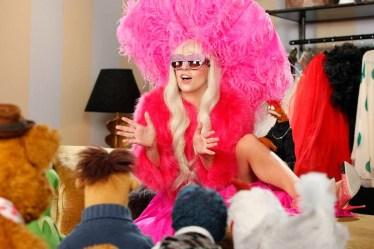 Lady Gaga Muppets 2