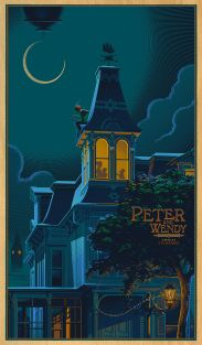 Laurent Durieux - Peter Pan Variant WOOD