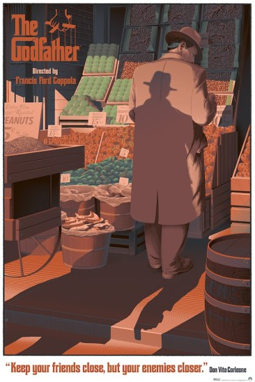 Laurent Durieux - The Godfather Regular