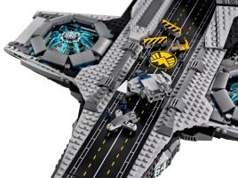 Lego Avengers Helicarrier 6