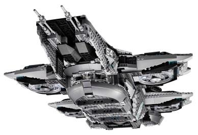 Lego Avengers Helicarrier 9