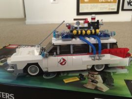 Lego Ghostbusters Ecto-1 5