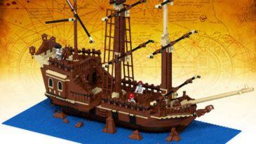 Lego Goonies Ideas 1