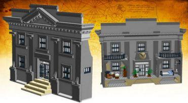 Lego Goonies Ideas 4