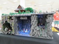 Lego Goonies diorama 6