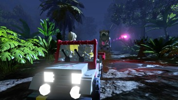 Lego Jurassic World game 5