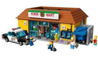 Lego Simpson Kwik E Mart 3