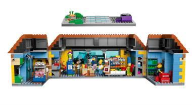 Lego Simpson Kwik E Mart 4