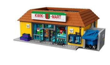 Lego Simpson Kwik E Mart 5