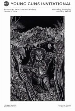 Liam Atkin- Predator