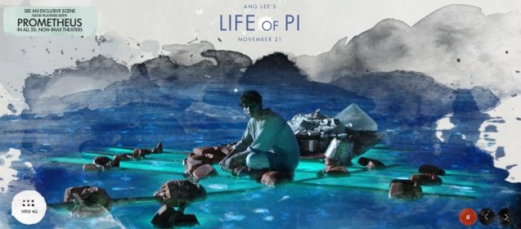 Life of Pi banner 3