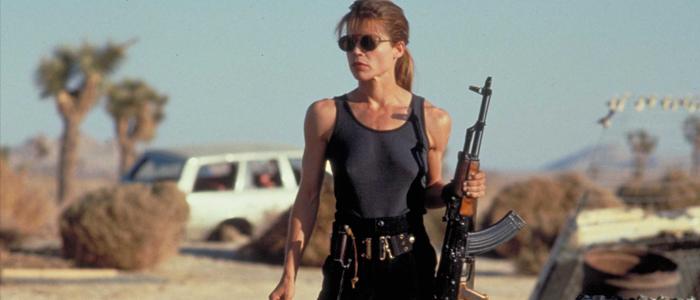 Linda Hamilton Terminator sequel