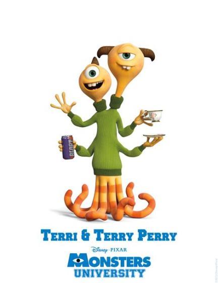 MU Poster - Terri
