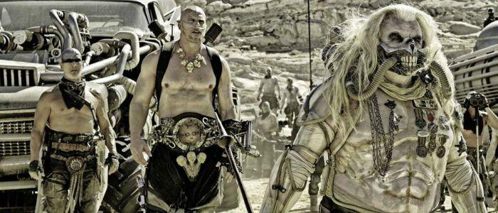 Mad Max Fury Road - Immortan Joe & the War Boys