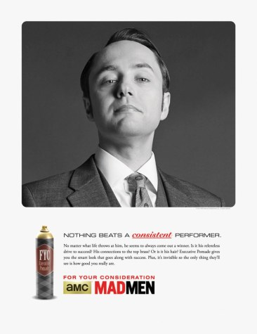 Mad Men For Your Consideration 7