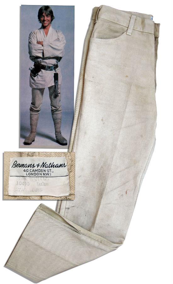 Mark Hamill pants