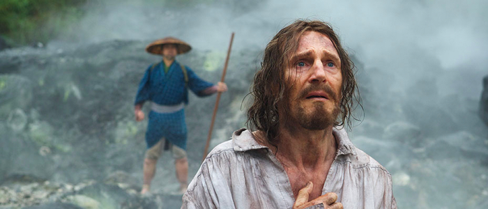 Martin Scorsese Silence streaming