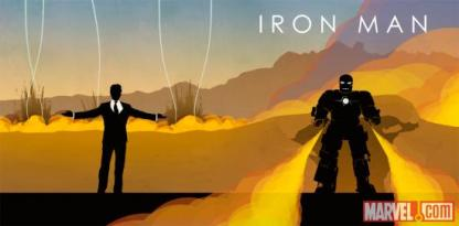 Marvel Cinematic Universe Iron Man - Matthew Ferguson