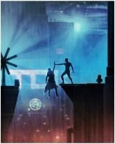Matt Ferguson - Blade Runner